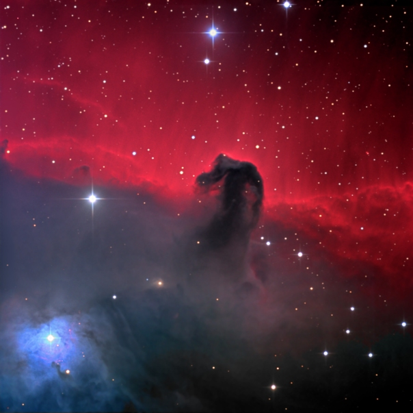 Horsehead Nebula (image credit Howard Trottier)