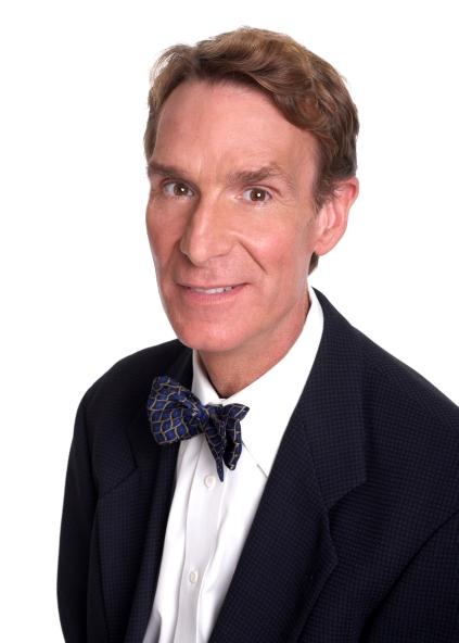 Bill Nye the Science Guy  Photo: Billnye.com