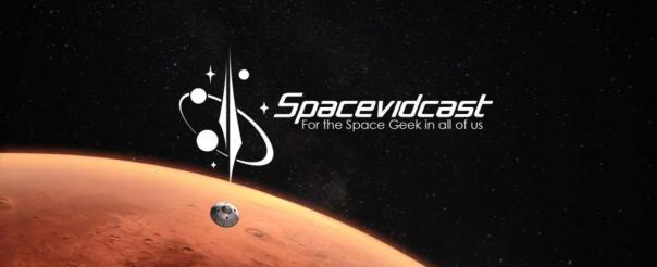 SpaceVidCast Logo