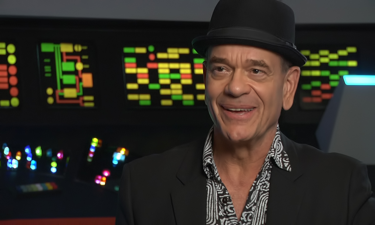 Robert Picardo Touched