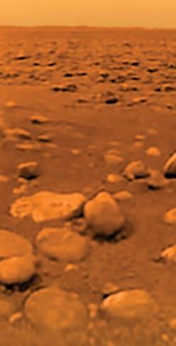 Surface of Titan